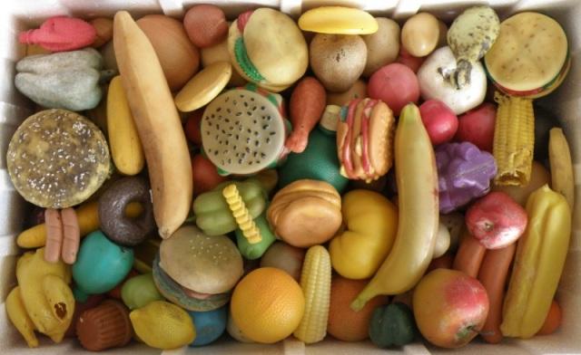 Nov 2013 Plastic Meat Collection by Albertus Gorman