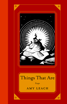 things-that-are by Amy Leach