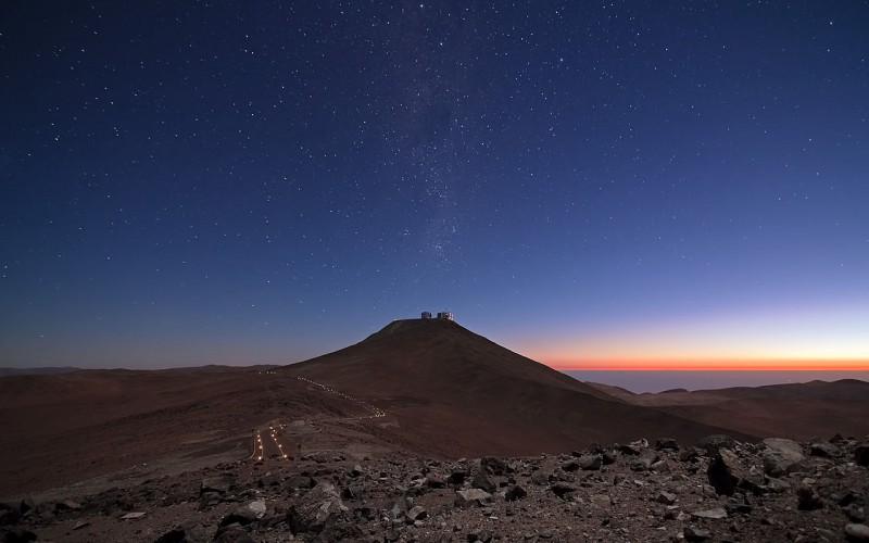 Mars 2099 ESO J Girard
