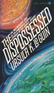 The Dispossessed Cover 3