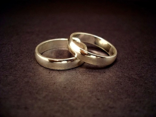 Wedding Rings and the Promise