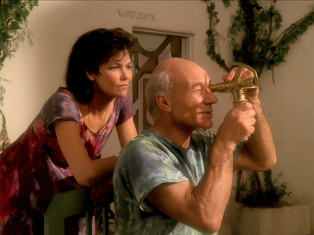Star Trek TNG Inner Light