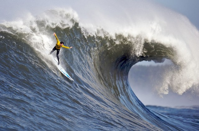Mavericks Competition Pacific Ocean