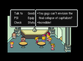 Earthbound Collapse of Capitalism Stoic Club