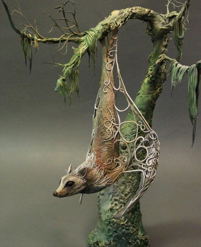 Flying Fox by Ellen Jewett