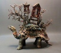 Tortoise of Burden by Ellen Jewett
