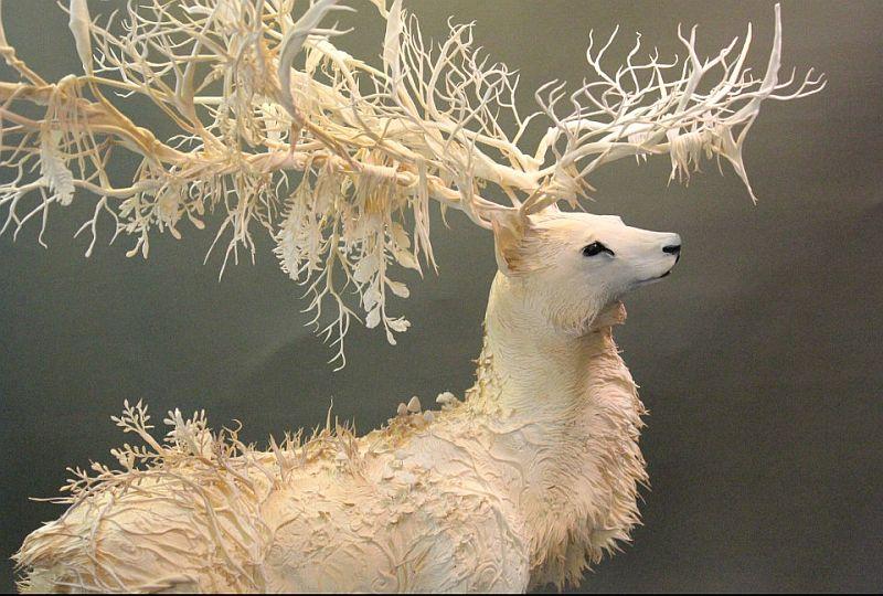 White Stag by Ellen Jewett
