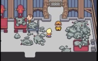 Mother 3 Broken Clay People