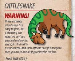 Mother 3 Cattlesnake Ekostories