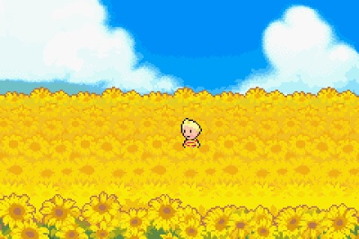 Mother 3 Sunflower Fields Lucas | Ekostories