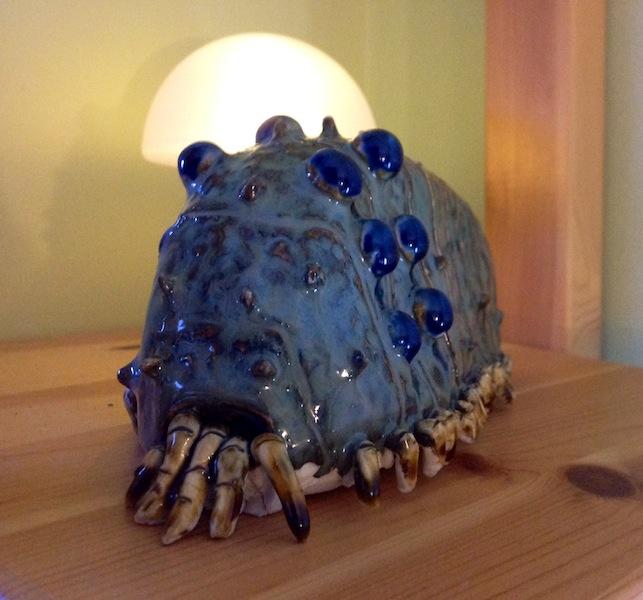 Nausicaa Ceramic Ohmu 1