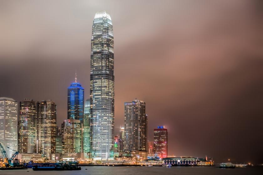 Hong Kong Cityscape