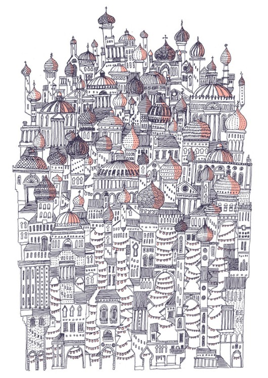 Invisible Cities 3 - David Fleck