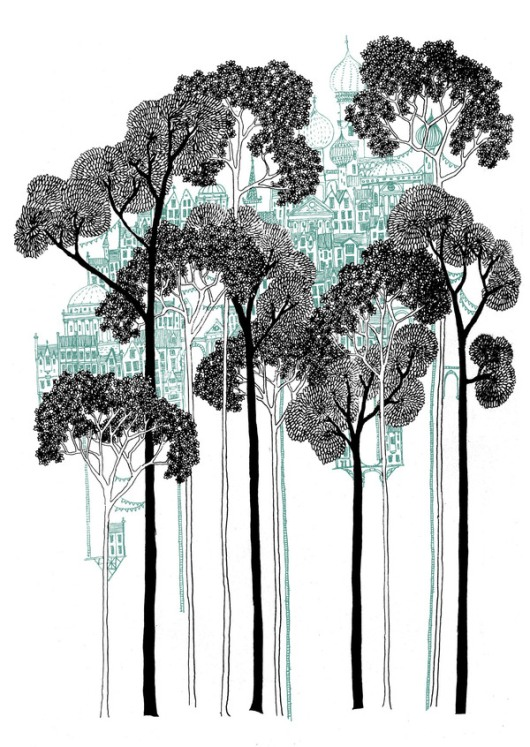 Invisible Cities 4 - David Fleck