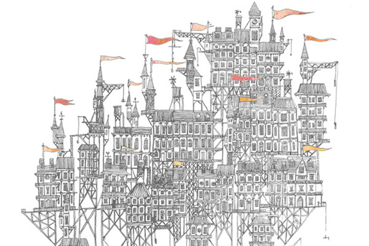 invisible cities architecture