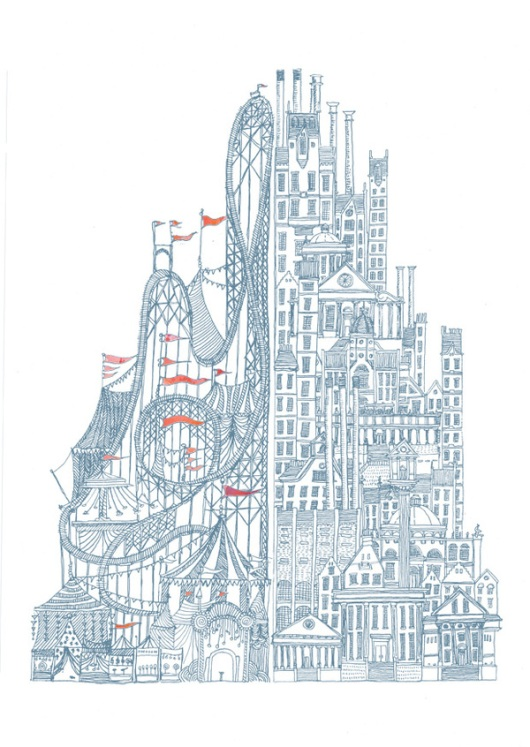 Invisible Cities - David Fleck