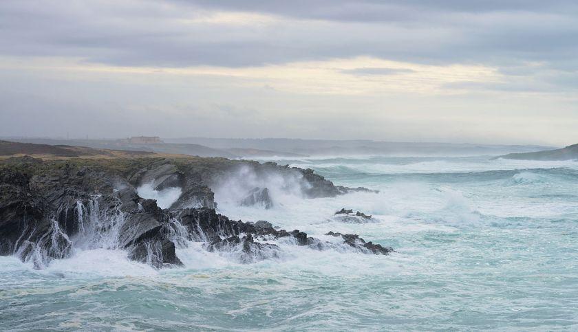 Porto Covo- Waves