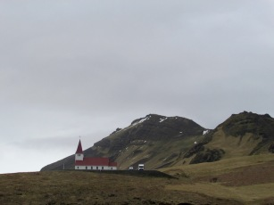 Church in Vik Iceland