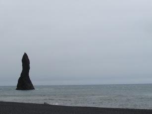 Reynisfjara black sands