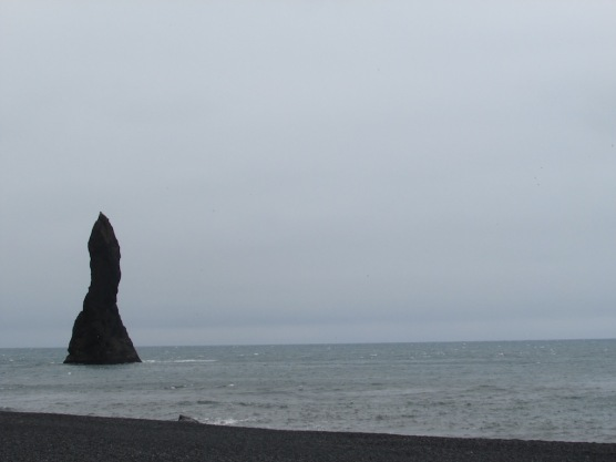 Reynisfjara black sands