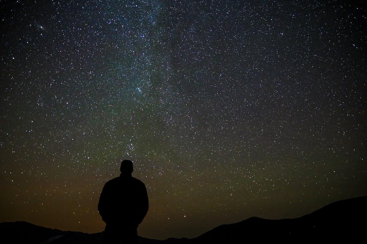 Perseid Meteor Showers